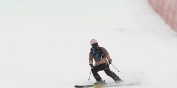 Сочинка Ксения Орлова завоевала золото по фристайлу на первенстве мира