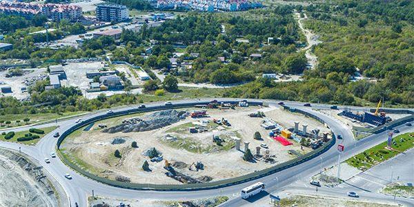 В Геленджике до конца года откроют движение по двум новым развязкам на М4 «Дон»