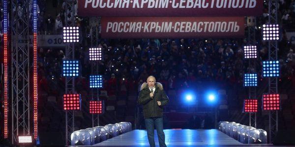 Путин: любовь к Родине в крови, характере и генах народа