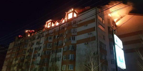 В Анапе выясняют причину пожара в доме на улице Лазурной — «Факты 24»
