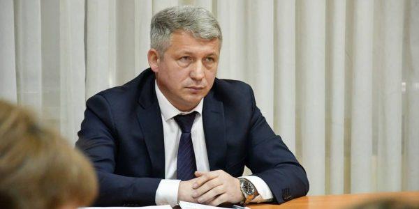 Глава Горячего Ключа Кильганкин ушел в отставку