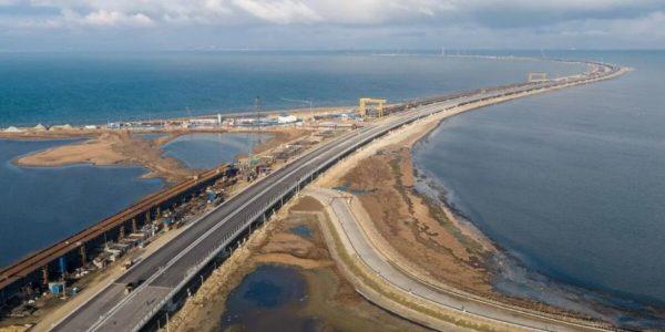 На Кубани проведут новое освещение на дороге к Крымскому мосту