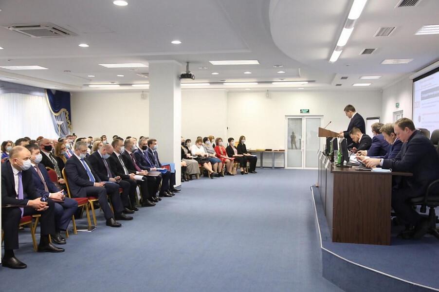 Галась: стресс-тест 2020 года финансово-экономический блок Кубани прошел успешно