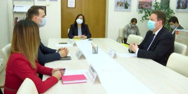 Бельгийский атташе посетил Краснодар с рабочим визитом