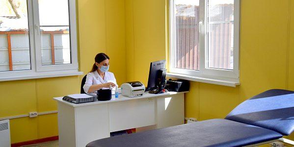 В Адлерском районе Сочи по нацпроекту «Здравоохранение» построили новый ФАП