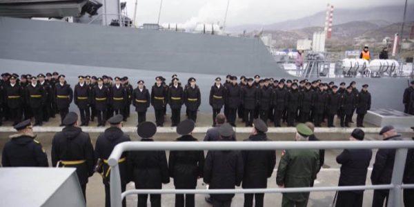 На Кубани профессиональный праздник 19 марта отметили моряки-подводники