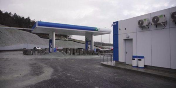 В Армавире, Ейске и Новороссийске готовят к запуску новые газовые АЗС