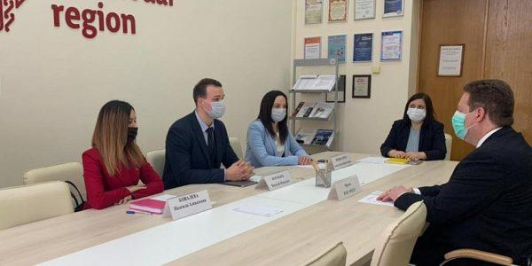 Бельгийские бизнесмены планируют выйти на рынок Краснодарского края