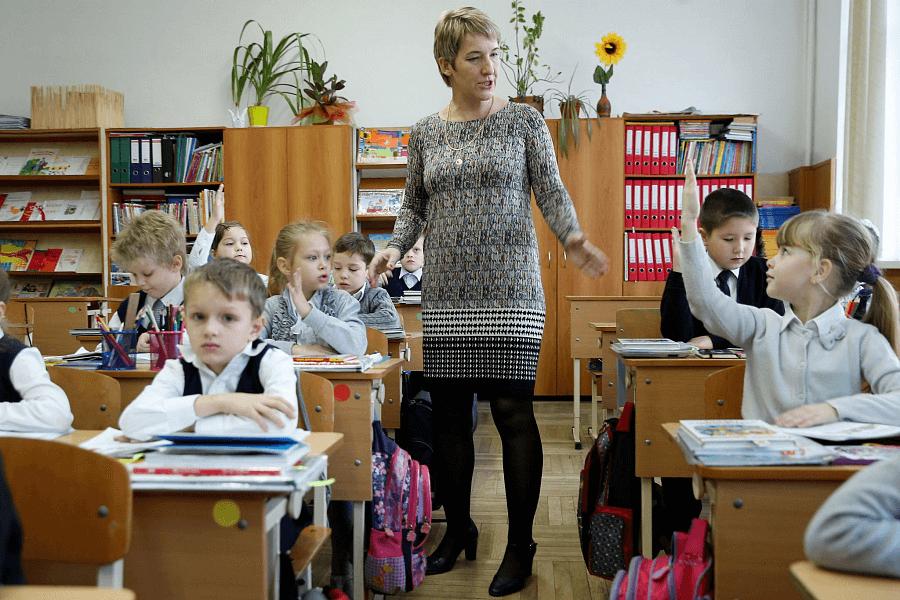 Стартовал прием заявок на конкурс Лучший учитель Кубани