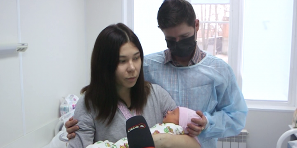 Врачи ККБ № 2 спасли жизнь беременной женщины, потерявшей 4 литра крови
