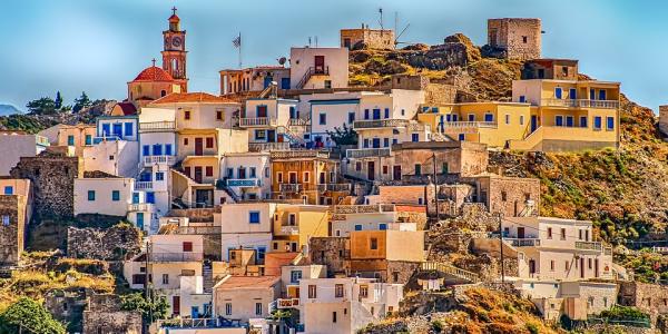 Греция с 14 мая планирует открыть границы для российских туристов