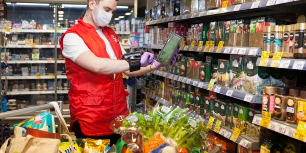В марте краснодарцы получат подарки за заказы продуктов на дом