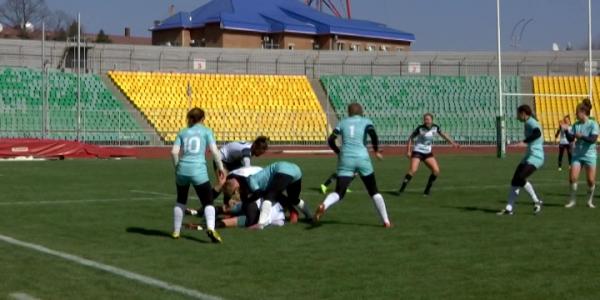ЖРК «Кубань» одержал три победы в 5 туре чемпионата России по регби-7