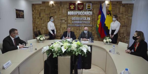 В Новороссийске «КТК-Р» и мэрия города подписали инвестиционное соглашение
