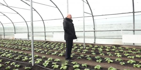 Лабинский аграрный техникум посетили садоводы Кубани и минсельхоз края