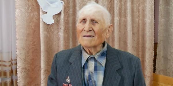 Ветерану Великой Отечественной войны из Кореновского района исполнилось 96 лет