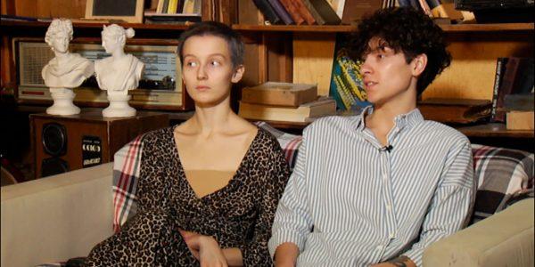 Артистка Полина Глухих: основной посыл спектакля — обратиться внутрь себя