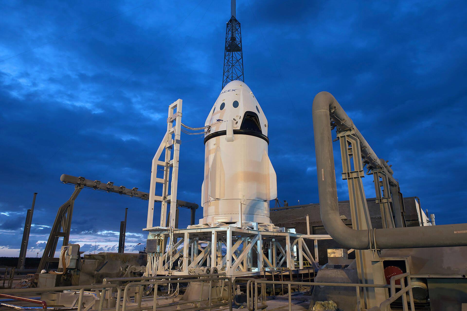 Первый российский космонавт в экипаже Crew Dragon проходил подготовку на Кубани