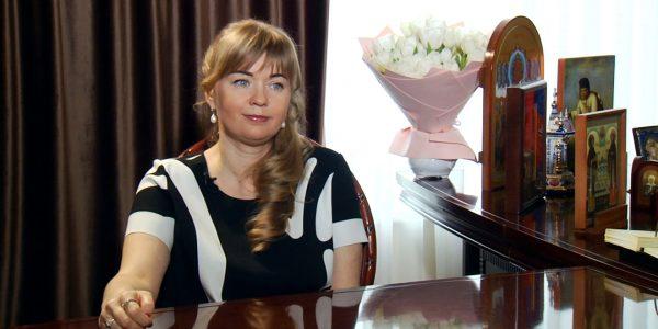 Интервью с министром культуры Краснодарского края Викторией Лапиной