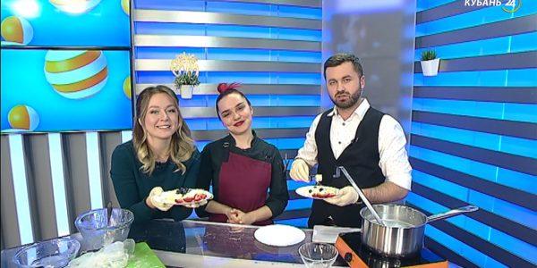 Шеф-кондитер Татьяна Лавриненко: ленивые вареники — это самый подходящий завтрак