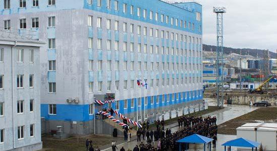 В Новороссийске открыли общежитие для подводников