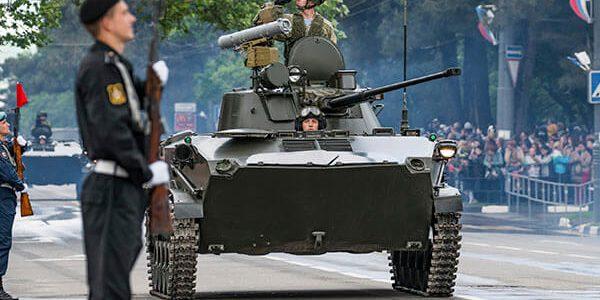 Военные парады в честь дня Победы пройдут в 28 городах России