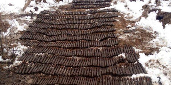 В Краснодарском крае за сутки уничтожили более 4 тыс. боеприпасов времен войны