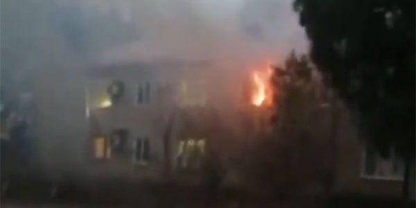 На Кубани пожар, в котором погибли женщина и дети, мог произойти из-за сигареты