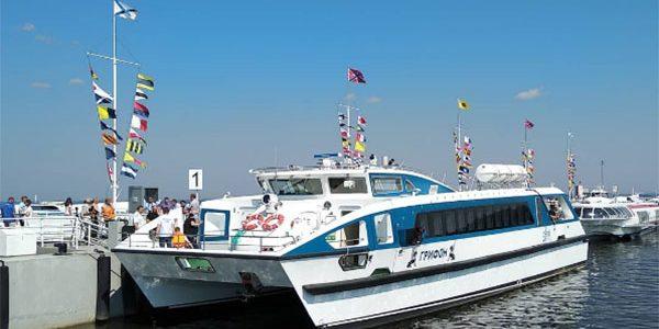 Скоростной катамаран будет возить пассажиров из Новороссийска в Сочи