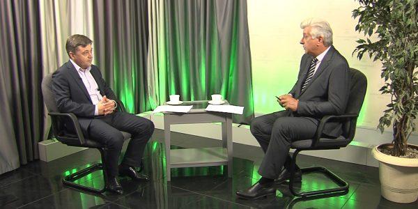 Интервью с замначальника управления организации медпомощи Юрием Сарычевым