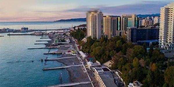 Заявки на конкурс проектов реконструкции набережной Сочи подали 40 участников