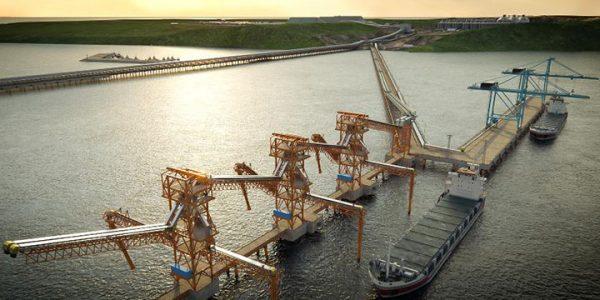 В морском порту Тамань построят несколько терминалов и карантинный причал