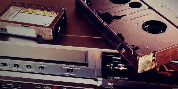 Забытый фетиш девяностых: 65 лет видеомагнитофону