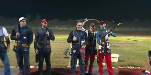 Кубанцы завоевали три золотые медали на Кубке мира по стендовой стрельбе в Каире