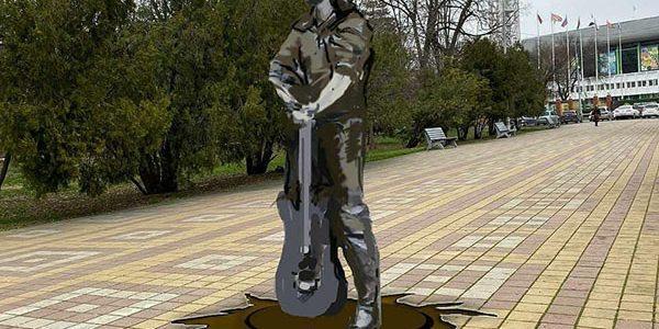 В Краснодаре хотят установить памятник Виктору Цою