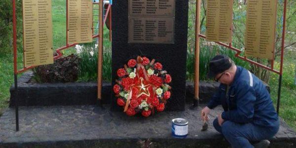 В Горячем Ключе приведут в порядок 38 военных памятников