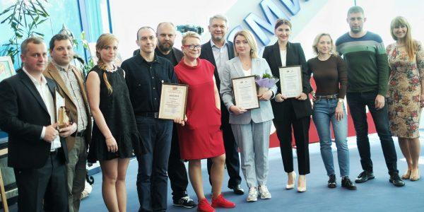 Сотрудники «Кубань 24» получили награды краевого Союза журналистов. Фоторепортаж