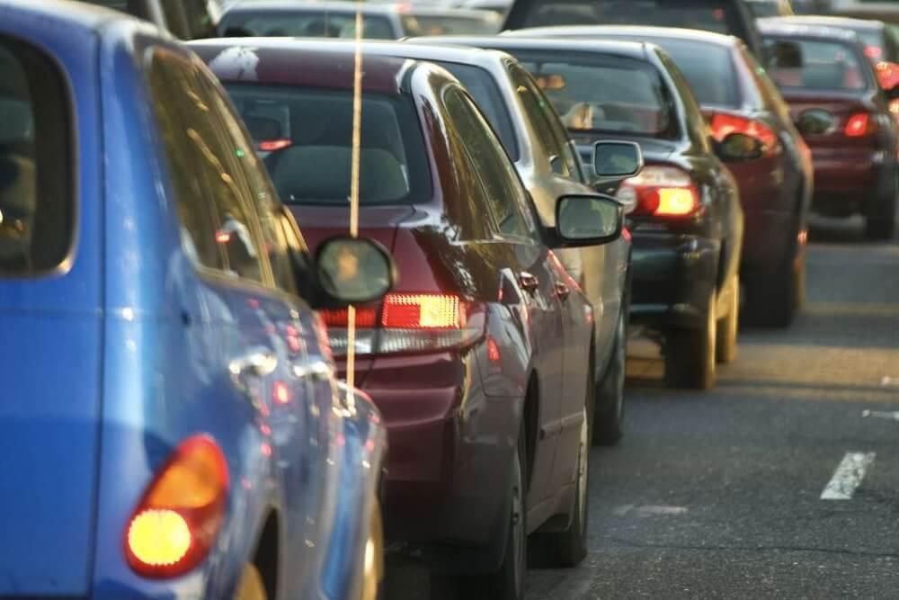 В ГАИ рассказали, как можно разгрузить пробки на Северном мосту в Краснодаре