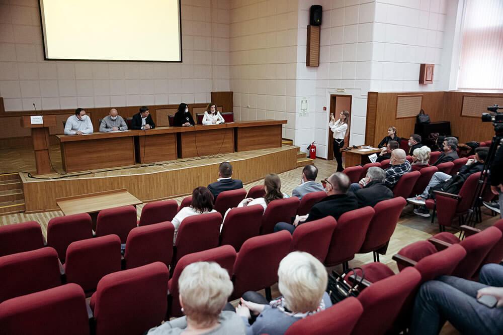Власти Краснодара представили концепцию преобразования бывших скобяных рядов