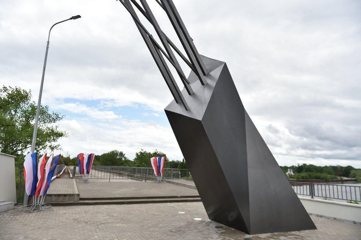 Пашковской переправе присвоили почетное звание «Рубеж воинской доблести»