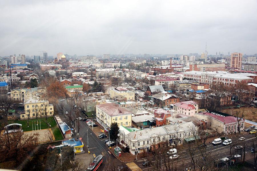 Краснодар вошел в топ-5 городов России с наибольшим ростом цен на квартиры
