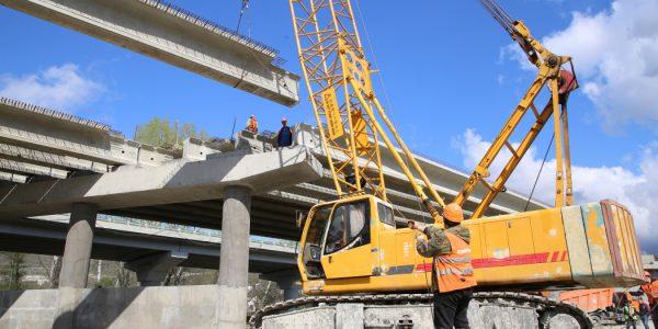 В Геленджике построят шестиполосный мост через реку Адербу