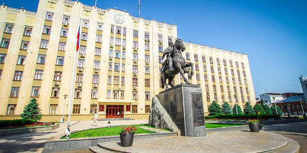 Краснодарский край занял второе место в медиарейтинге реализации нацпроектов
