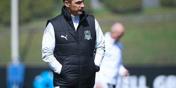 Футбольный тренер Виктор Ганчаренко: от «Кубани» до «Краснодара»