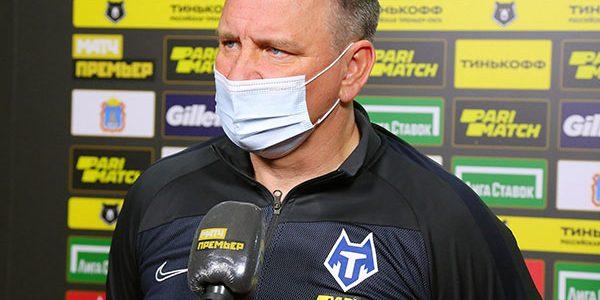СМИ: главный тренер ФК «Тамбов» летом возглавит ПФК «Кубань»
