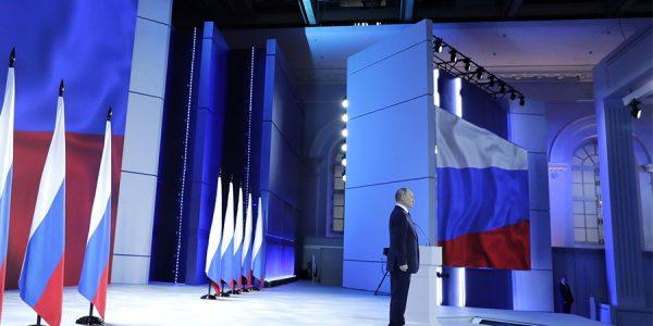 Путин: за подвод газа до границы земельного участка люди платить не должны