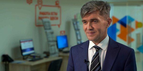 «Есть что сказать»: начальник управления минтруда Николай Зародов