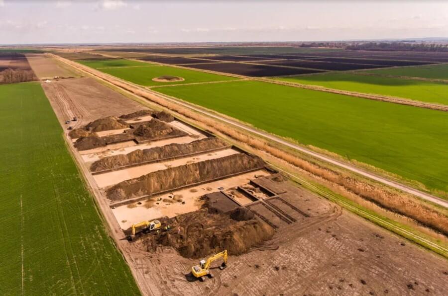 На Кубани нашли средневековый могильник размером с футбольное поле