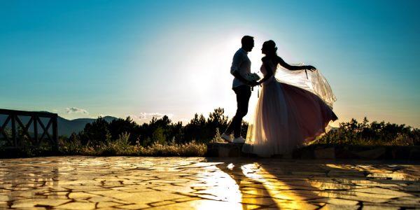 Нестандартные места для свадебной фотосессии на Кубани и в Адыгее