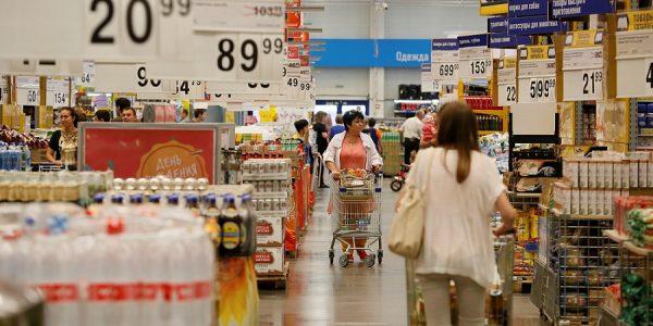 В июле в России до 6,4% замедлилась годовая инфляция
